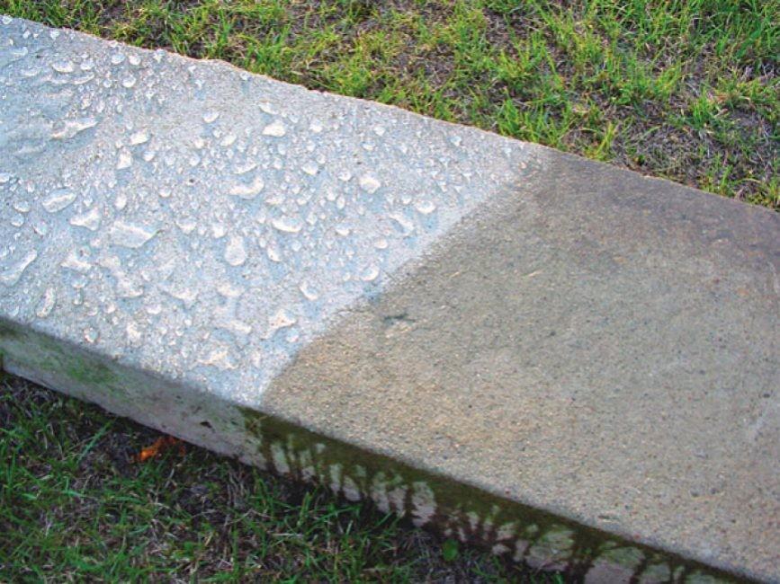 Гидрофобизатор для бетона