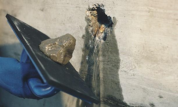 Гидропломба для бетона