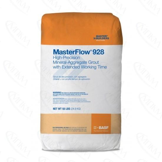 Смесь бетонная basf masterflow 928 цементный раствор липецк