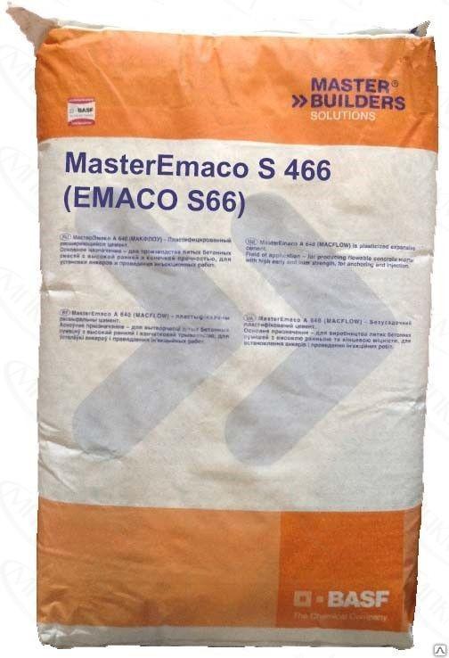 Бетонная смесь masteremaco s466 сколько будет заказать миксер с бетоном