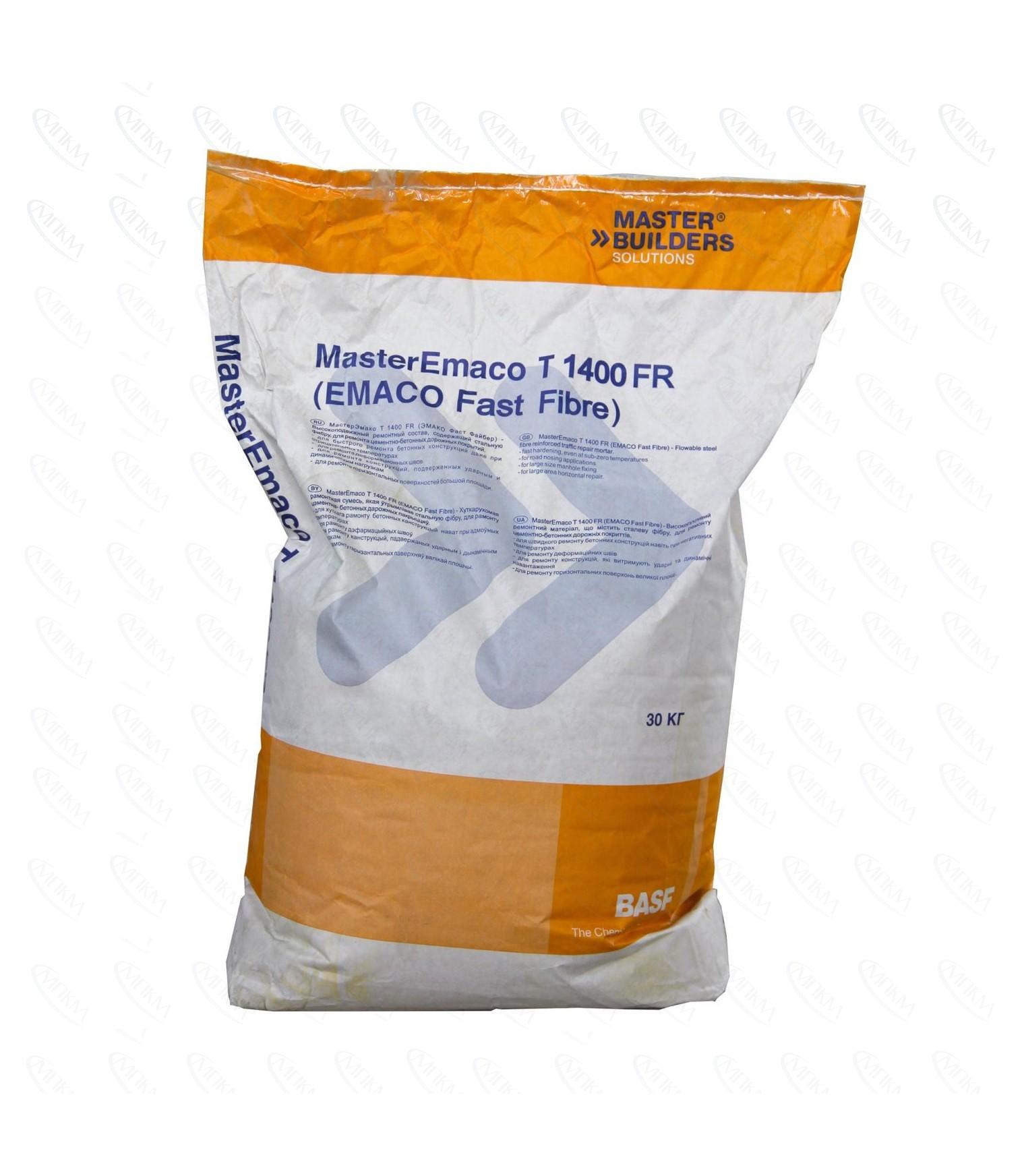 Бетонная смесь emaco fast керамзитобетон это что такое и его состав