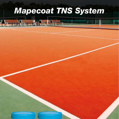 Mapecoat TNS White Base Coat