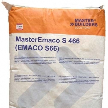 Смесь сухая бетонная emaco s66 штукатурка цементным раствором своими руками видео