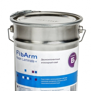 FibArm Resin Laminate+
